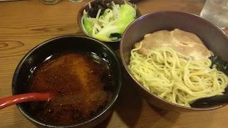 イツワつけ麺 ¥750