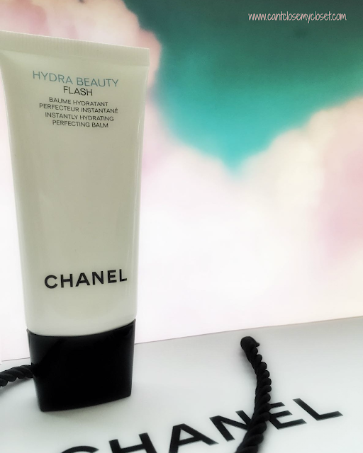 how to use chanel hydra beauty flash