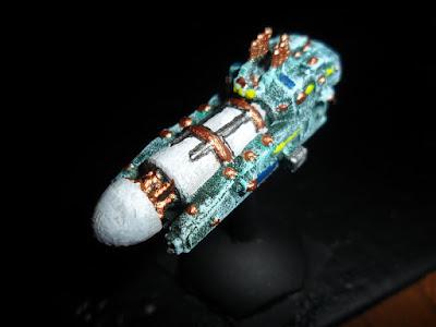 Jodinf-Noalo Class Recon Cruiser