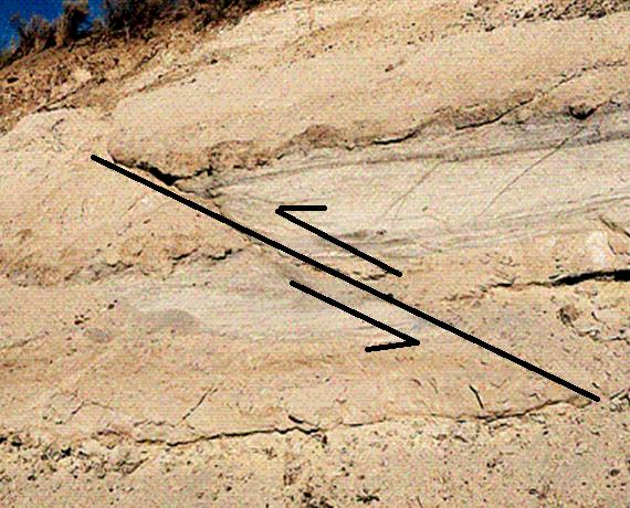 jenis jenis geologi struktur   isya ansyari blog