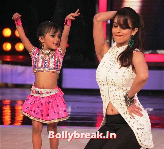 Malaika Arora Khan, Alia Bhatt on India's Got talent