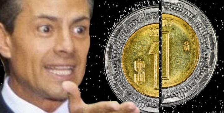CON PEÑA, EL PESO Y MÉXICO… AL ABISMO: Dólar cierra en nuevo máximo histórico de $22.10