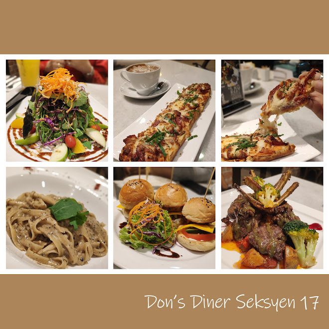 Places To Eat: Don's Diner Seksyen 17