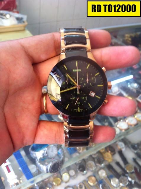 đồng hồ rado, đồng hồ rado t012000
