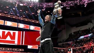 WWE - Jeff Hardy hunde y minimiza el reinado de Jinder Mahal como campeón de los Estados Unidos