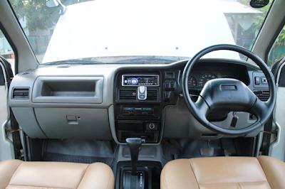 Interior Dashboard Isuzu New Panther Prefacelift