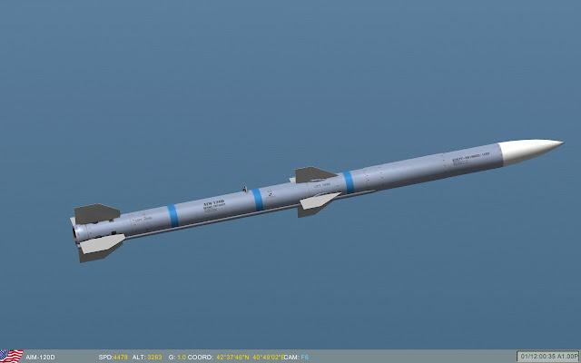 Resultado de la imagen para AIM-120D