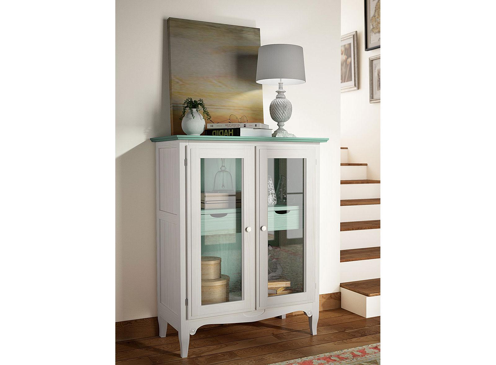 Muebles de comedor por la decoradora experta - Vitrinas para vajillas ...