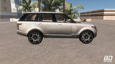 Download mod car Land Rover Range Rover Vogue para GTA San Andreas, GTA SA Game PC