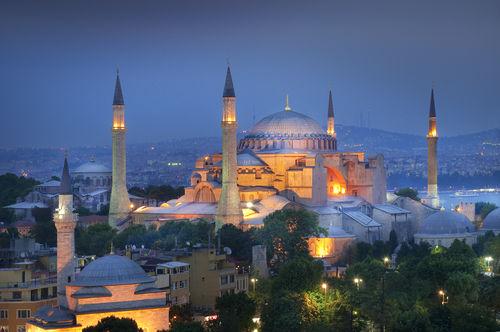 sista minuten to Istanbul