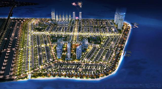 Phối cảnh dự án Kim Long Ocean Thuận Phước
