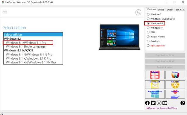 win iso downloader download windows 8.1