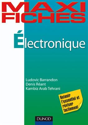 Maxi fiches Electronique PDF