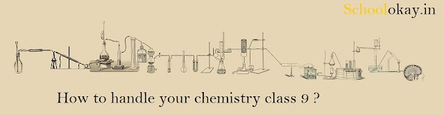 HOW TO HANDLE CLASS 9 CHEMISTRY