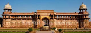 Agra Fort Travel Big India