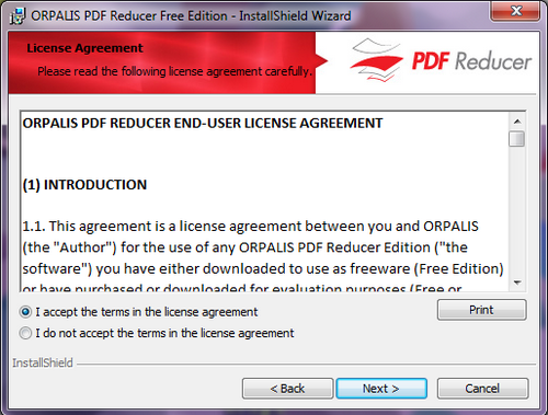 Cara Kecilkan Ukuran PDF Dengan ORPALIS PDF Reducer | aak-share.com