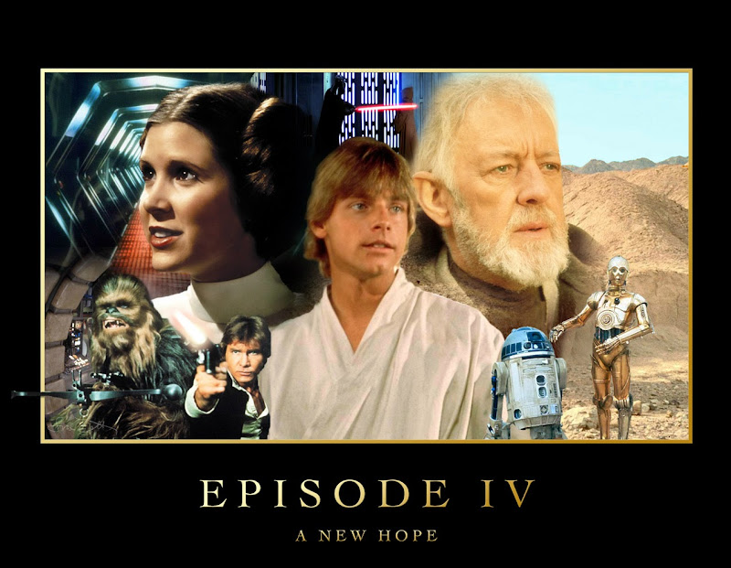 Star Wars Episode IV : A New Hope (1977) mtvretro.blogspot.com