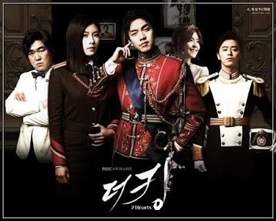 Drama The King 2 Hearts, Cinta dan Politik Korsel vs Korut