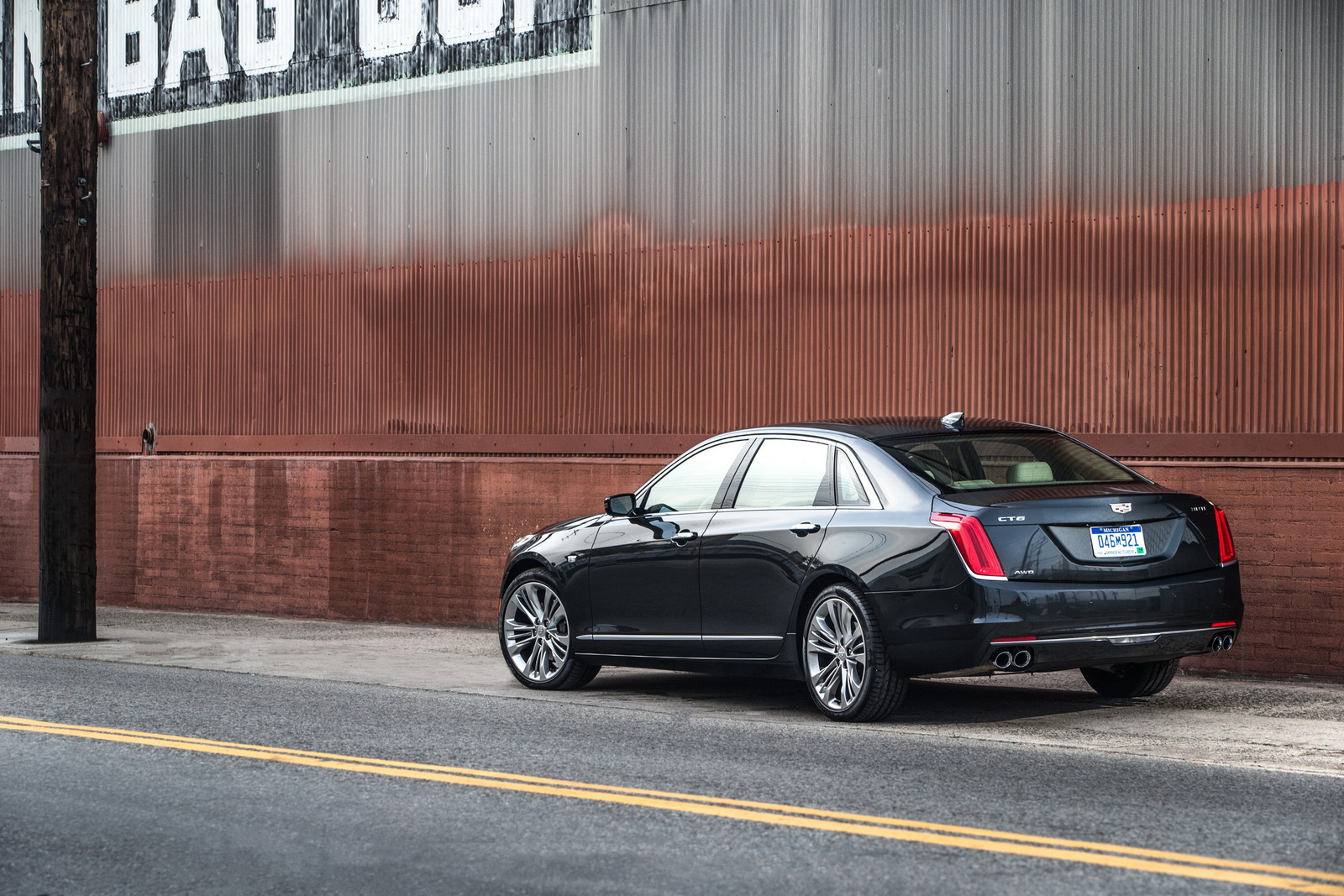 2018 cadillac ct6 gets selection of new goodies carscoops. Black Bedroom Furniture Sets. Home Design Ideas