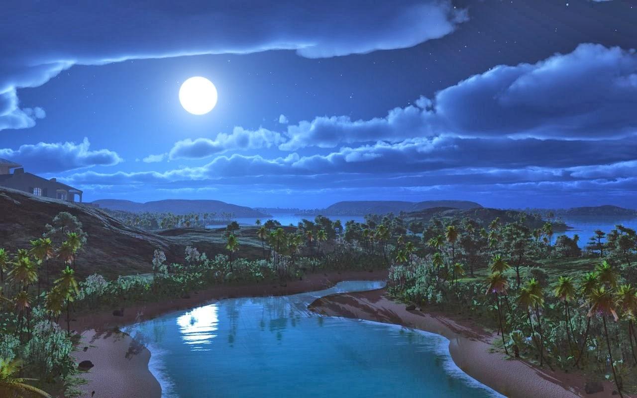 Wallpapers HD: Wallpapers HD y Full HD especiales de la Luna - Excelente (Parte 1)(29)