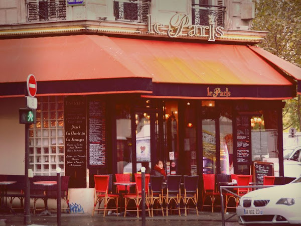 Paris, I'm in Love (sorry, I hated you)