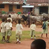 Fulani herdsmen and their cows invade primary school in Edo State, teachers and pupils scamper off (photos)