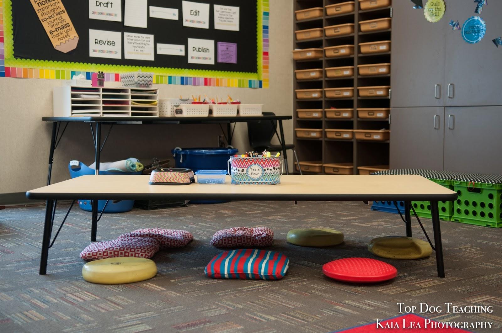 Top Dog Teaching Classroom Design Inspiration