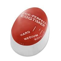 Egg Perfect Timer pour une cuisson parfaite des œufs