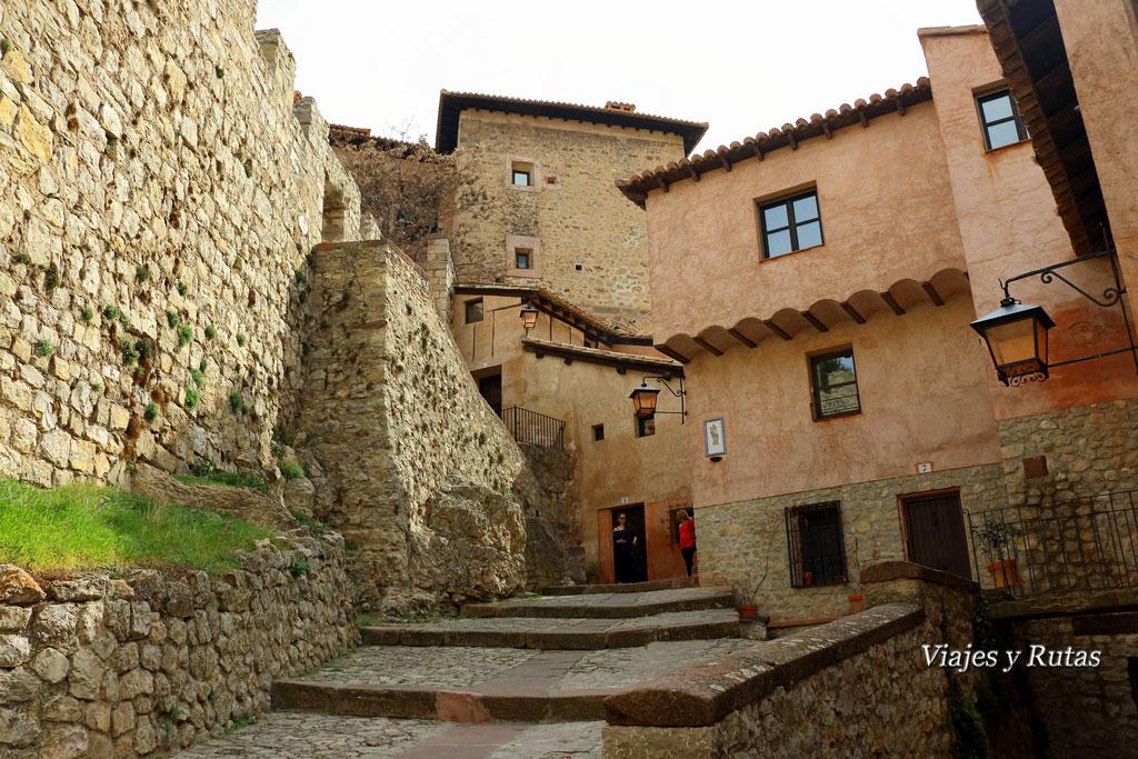 Portal del agua, Albarracín, Teruel