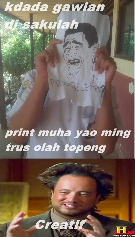 MEME COMIC BANJAR Banjarisekids