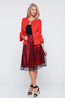 Costum LaDonna Friendly Look Red