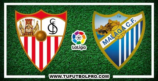 Ver Sevilla vs Málaga EN VIVO Por Internet Hoy 30 de Septiembre 2017