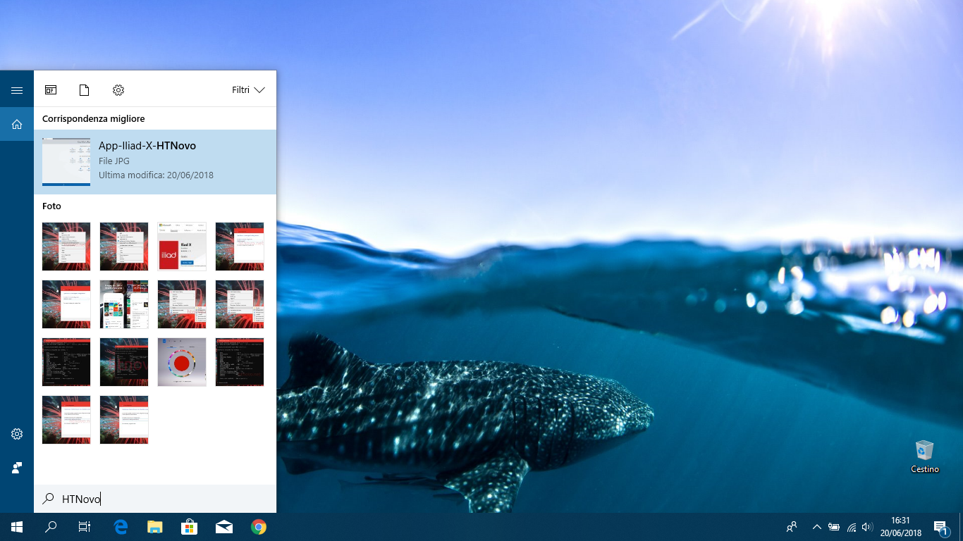 Disabilitare-Cortana-Ricerca-Web-Windows-10