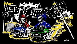 Death Race - Arcade de Exidy