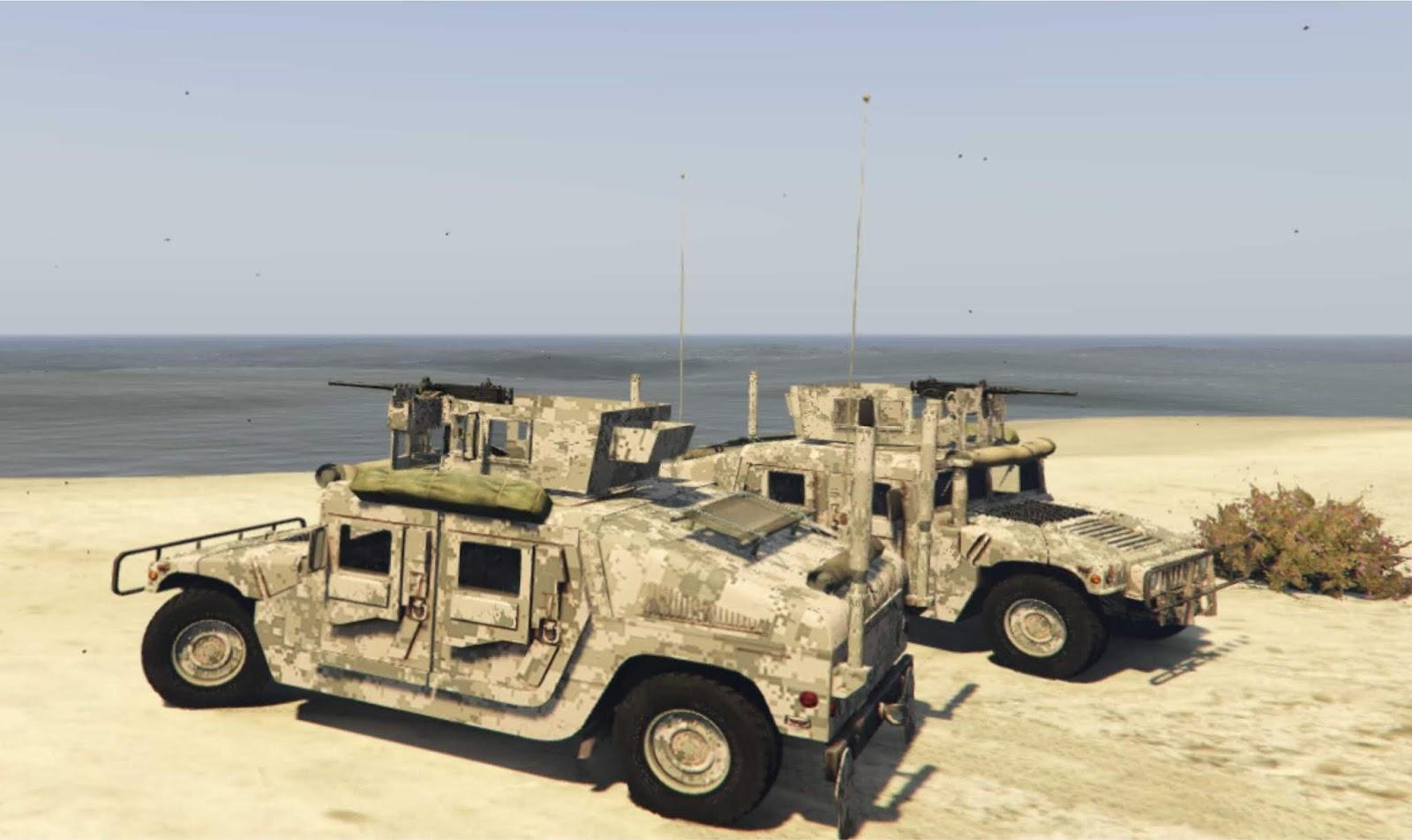 Pesawat Angkut AS melenceng menjatuhkan Humvee 11,3 km dari lokasi target