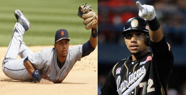 El caraquista Dixon Machado ahora o nunca para asentarse en #MLB con Detroit ...