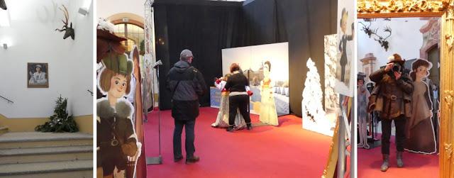 Winterausstellung Drei Haselnüsse für Aschenbrödel auf Schloss MoritzburgWinterausstellung Drei Haselnüsse für Aschenbrödel