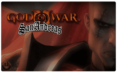 GTA San Andreas God of War Mod Free Download