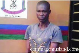 A 60 Years Old Herbalist Rapes Woman Sick Of Down's Syndrome