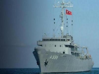 Πρόκληση δίχως όρια! Οι Τούρκοι έστειλαν το Τσεσμέ στο Αιγαίο!