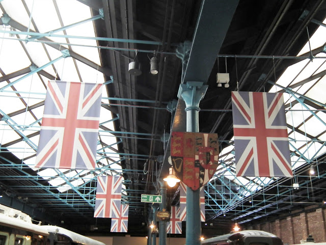Yorkshire National Railway Museum