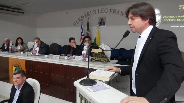 Pastor Alexandre Sales