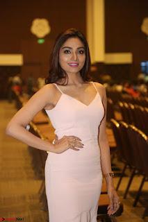 Aishwarya Devan in lovely Light Pink Sleeveless Gown 044.JPG