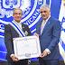 Canciller Miguel Vargas impone condecoración a embajador de Israel en RD