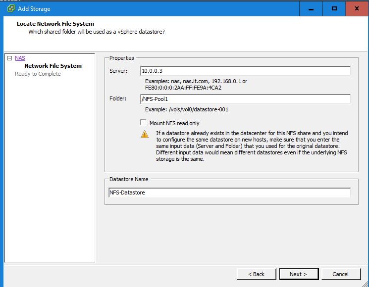 HYPER-V,SYSTEM CENTER AND AZURE: How to Setup NFS Server