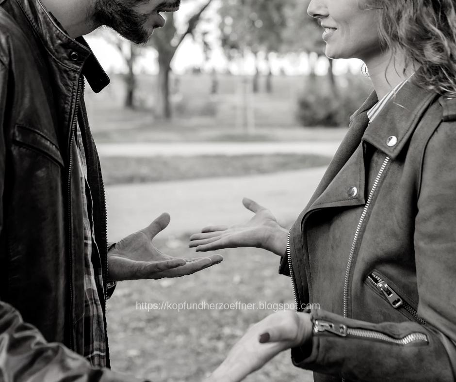 3 klare Anzeichen zur Eifersucht ~ Kopf- und Herzöffner