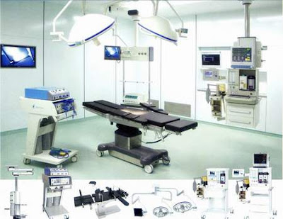 phân loại trang thiết bị y tế
