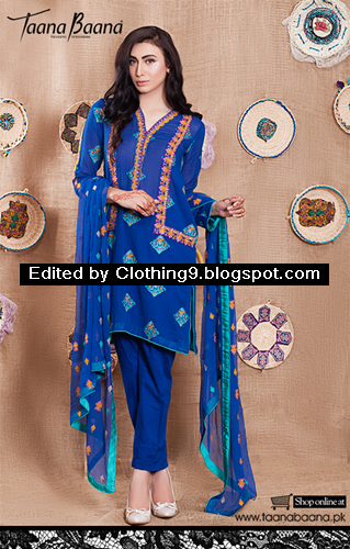 Taana Baana Eid ul Azha Dress Designs