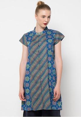 contoh baju batik wanita danar hadi