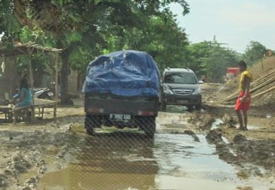 Setelah Terendam Banjir